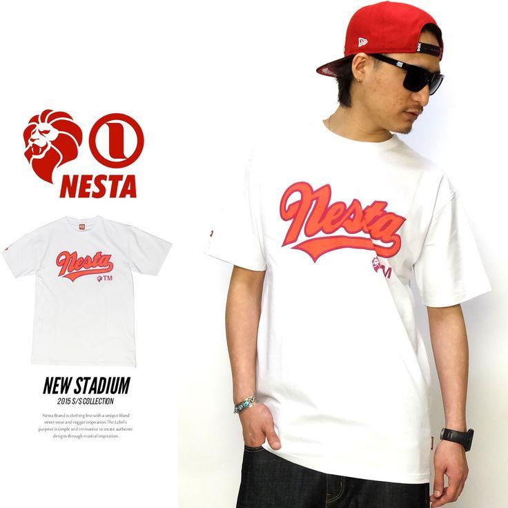ネスタブランド NESTA BRAND Tシャツ メンズ NEW STADIUM :5v3231:DEEP B系・ストリートファッション - 通販 - Yahoo!ショッピング