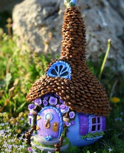 Чайные домики для принцесс и фей | Своими руками (Усадьба)