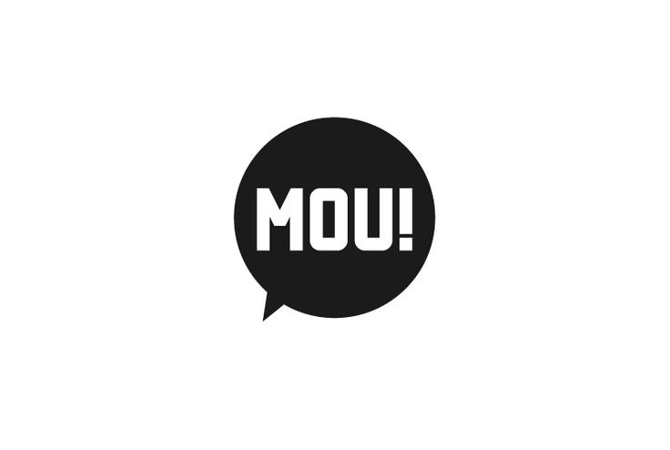 Logotype of MOU!