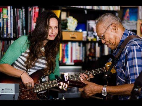 Ernest Ranglin: NPR Music Tiny Desk Concert - YouTube