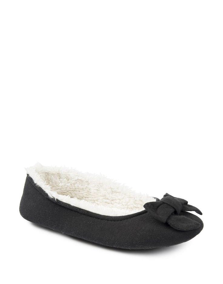 Fluffy Pump Slippers