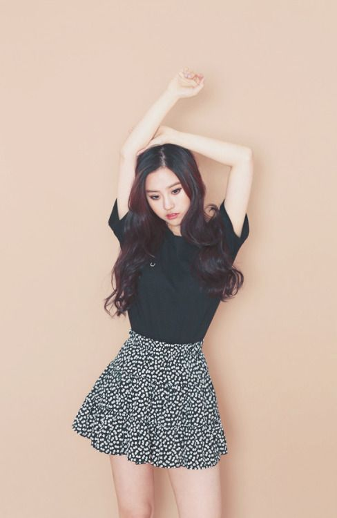 Ulzzang Style, Korean Fashion, Shinchia ♥