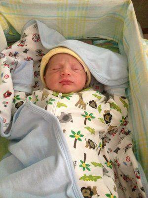 Tips de mamás para que el bebé duerma más por la noche | Blog de BabyCenter