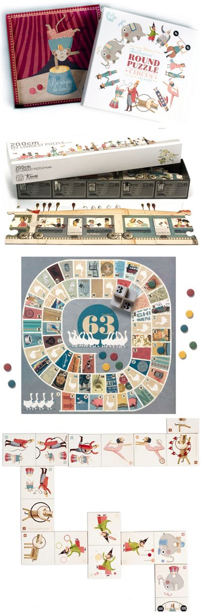 LITTLE HOME board games