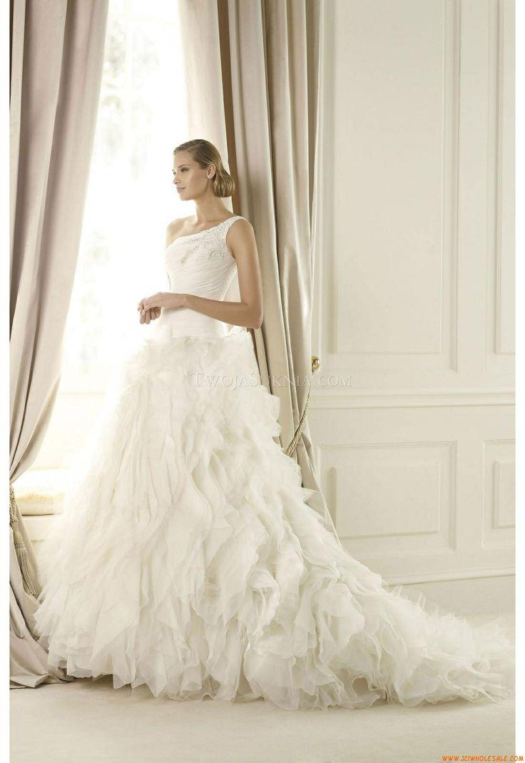 206 best white wedding dresses images on pinterest wedding buy wedding dress pronovias dora 2013 at cheap price ombrellifo Images