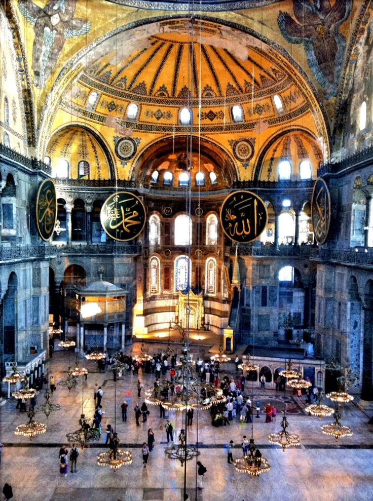 St. Sophia, Istanbul, Turkey (Oct. 2012)