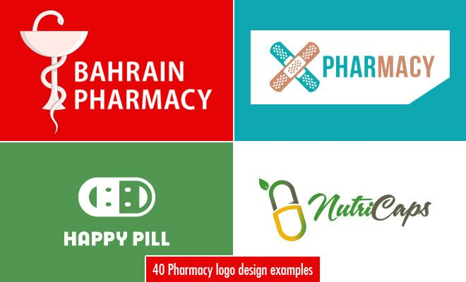 40 Creative and Beautiful Pharmacy Logo Designs for your inspiration. Read full article: http://webneel.com/pharmacy-logo | more http://webneel.com/logo-design | Follow us www.pinterest.com/webneel