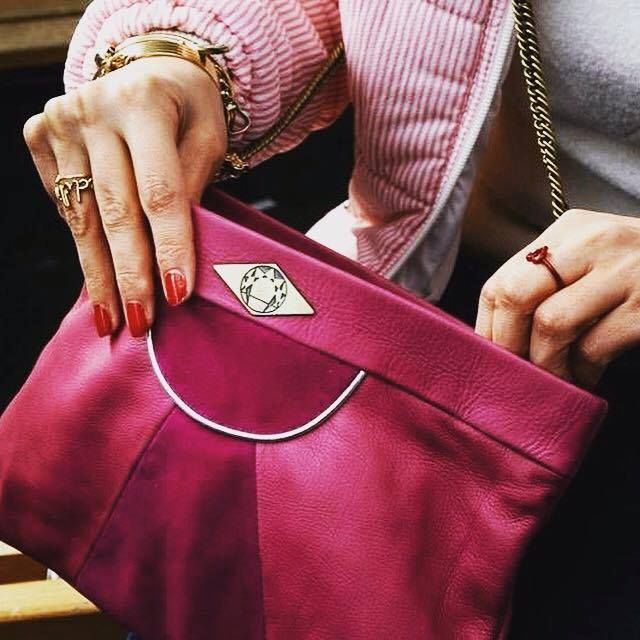 Ritzy Bagz - nový fotoreport o kabelkách Mohekann na našem blogu