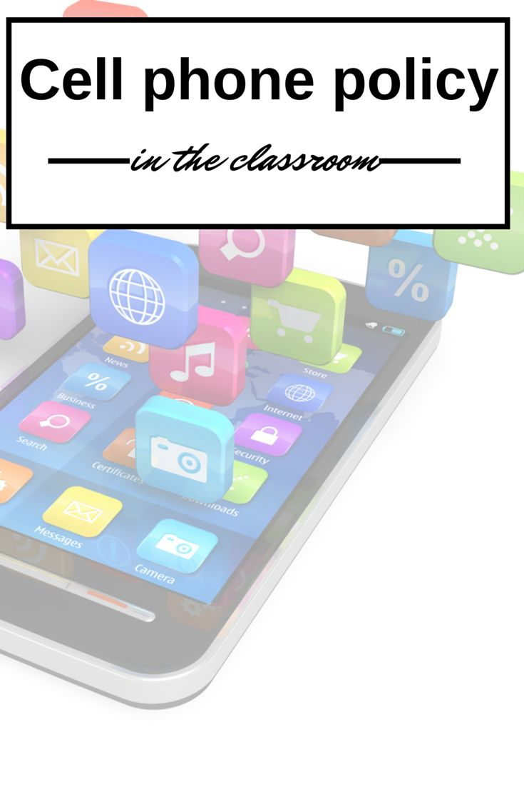Using Smartphones in the Classroom