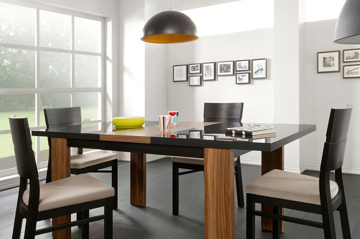 Black Red White - Meble i dodatki do pokoju, sypialni, jadalni i kuchni - #nowoczesne #new #meble #furniture #ideas #inspiration #pomysł   #jadalnia #kitchen #modern #interior