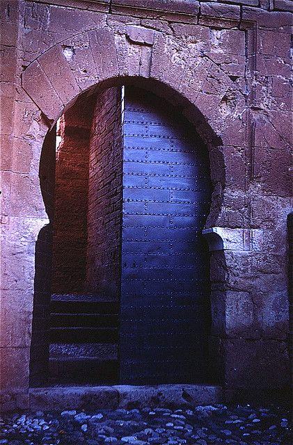 Moorish Gate by Ed Brodzinsky - 5 Repins - Garden of Allah