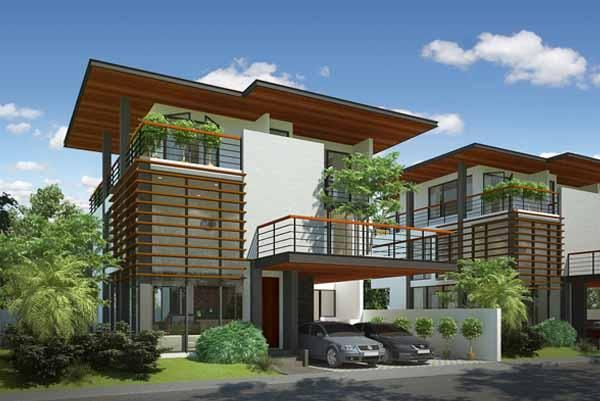 modern asian houses - Google Search