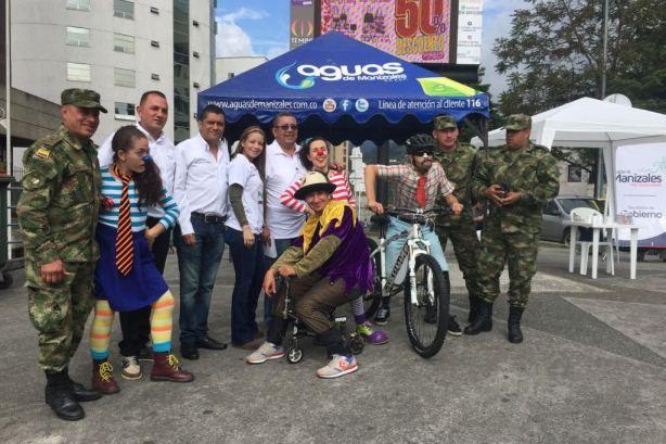 Alcaldía de Manizales, con el fin de mejorar los índices de seguridad vial y promover la cultura de prevención y respeto por las normas de tránsito.