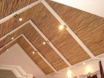 1000 ideas about falso techo on pinterest techos del s tano decoraci n de la sala de estar - Como hacer un falso techo ...