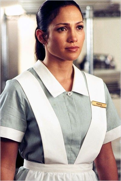 The film Maid in Manhattan, starring Jennifer Lopez, has been criticized for promoting negative stereotypes of Latin women.