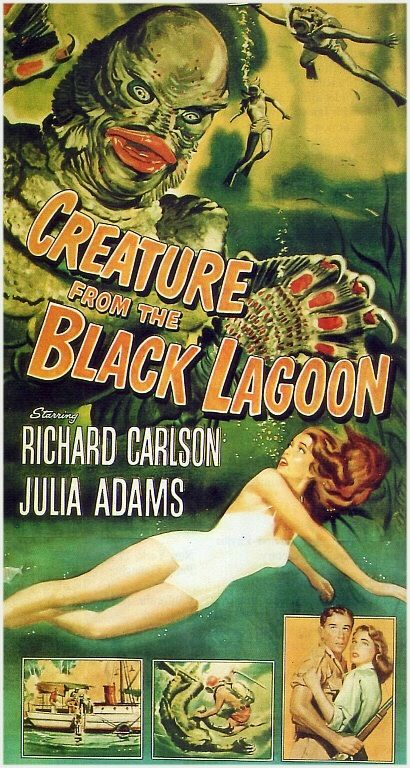 Love these old movie posters!