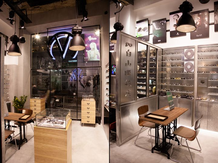 Visual Culture Optical By OFT INTERIORS Hong Kong China 06