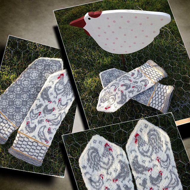 Ravelry: Spring Chicken pattern by JennyPenny