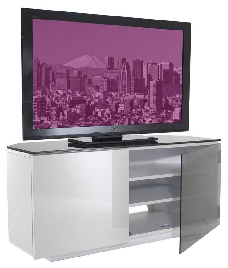 Tokyo High Gloss Black & White TV Stand £210 from The Plasma Centre (March 2015)