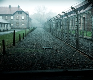 Auschwitz-Birkenau concentration camp. I remember visiting while on tour of Europe. Speechless still.