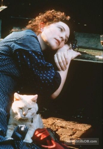 Oscar and Lucinda (1997) Cate Blanchett and cat