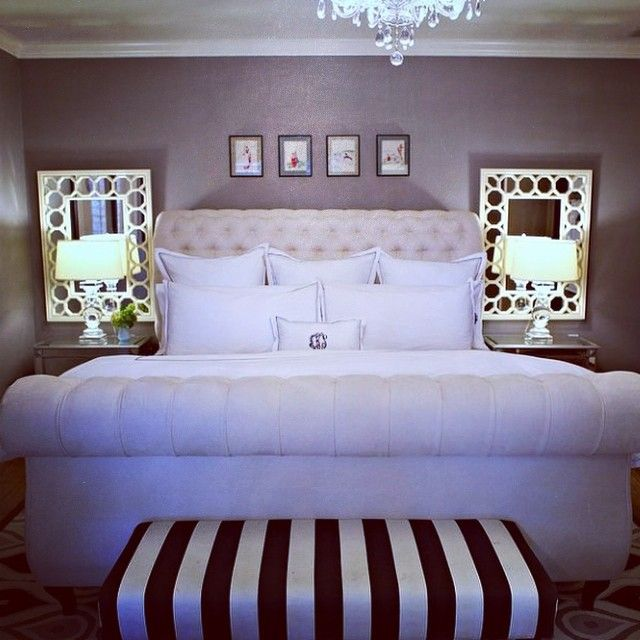Bedroom Bench For Sale Romantic Bedroom Wallpaper Bedroom Wall Decor Uk Bedroom Bed Image: Best 25+ Mirrors Behind Lamps Ideas On Pinterest