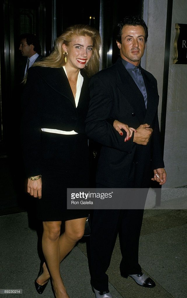 Jennifer Flavin And Sylvester Stallone Picture Id89230214