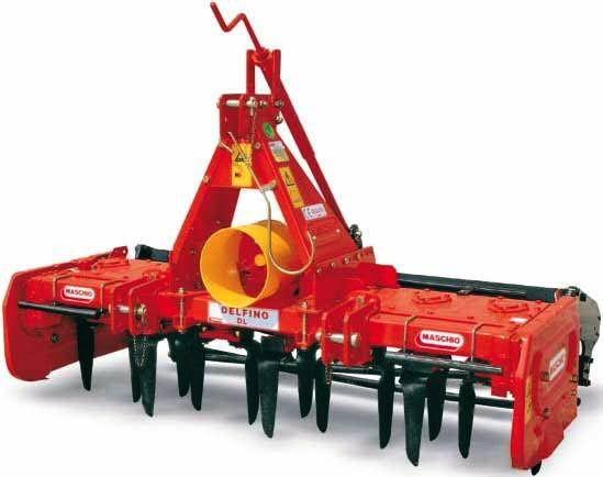 Σβολοκόπτης ελαφρού τύπου, MASCHIO DELFINΟ, Ιταλίας, ιδανικός για μικρές καλλιέργειες, κήπους, αμπέλια. Διαθέτει κιβώτιο 1 ταχύτητας 540 rpm και είναι κατάλληλος για τρακτέρ (ελκυστήρες) 30HP-100HP