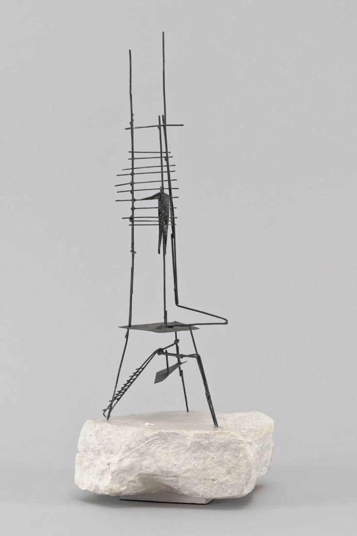 Reg Butler 1913–1981 Title Second Maquette for 'The Unknown Political Prisoner'…