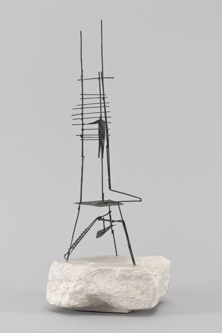 Reg Butler 1913–1981 Title Second Maquette for 'The Unknown Political Prisoner'…