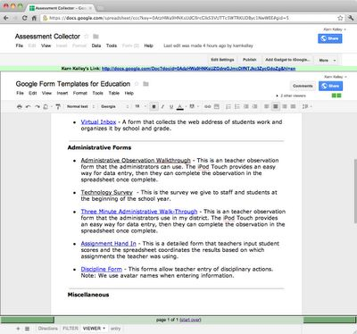 59 best Google docs in classroom images on Pinterest Educational - how to make a resume on google docs