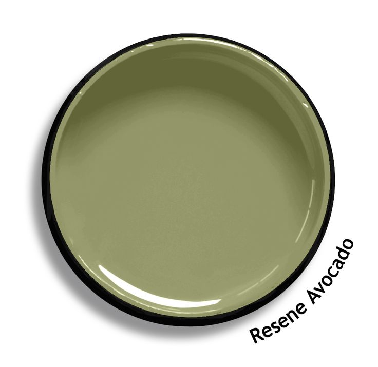 Resene Avocado is a cool olive green, muted and earthy.  From the Resene Multifinish colour collection. Try a Resene testpot or view a physical sample at your Resene ColorShop or Reseller before making your final colour choice. www.resene.co.nz