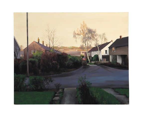 An English Autumn Afternoon (After Ford Madox Brown) by George Shaw