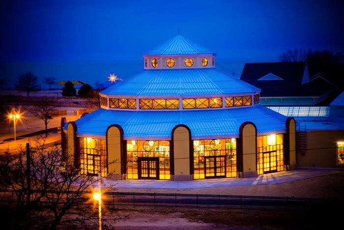 Silver Beach Carousel, St. Joseph, Michigan