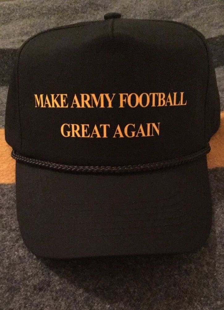 Image of Make Army Football Great Again Hat
