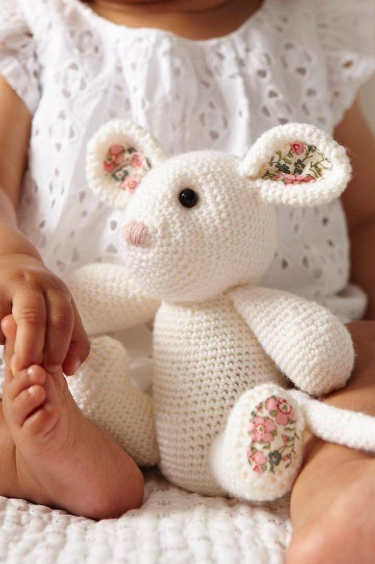 Free Cute Amigurumi Patterns- 25 Amazing Crochet Ideas For Beginners