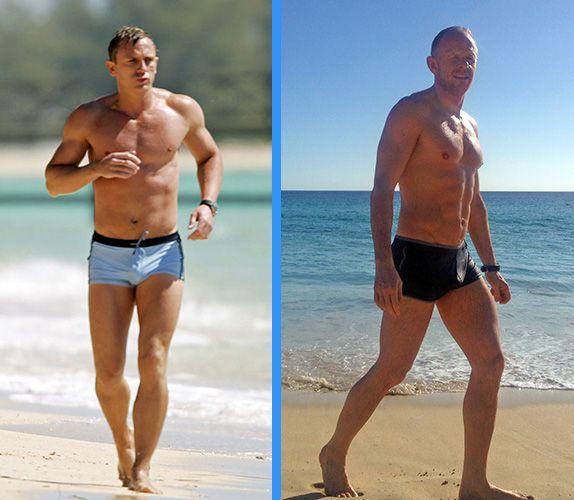 Daniel Craig Workout: Wie Du 14 Kilo ohne Diät abnimmst