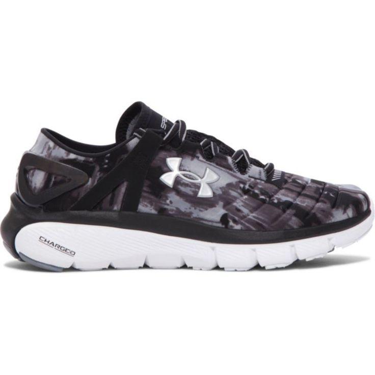 Under Armour Women's SpeedForm Fortis Running Shoes, Size: 6.0, Black