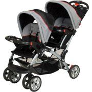 Baby Trend - Sit N Stand Plus Double Stroller, Millennium I have this stroller in Elixer- iLove It bc you can snap the infant carriers right in over too the toddler seats!!!!