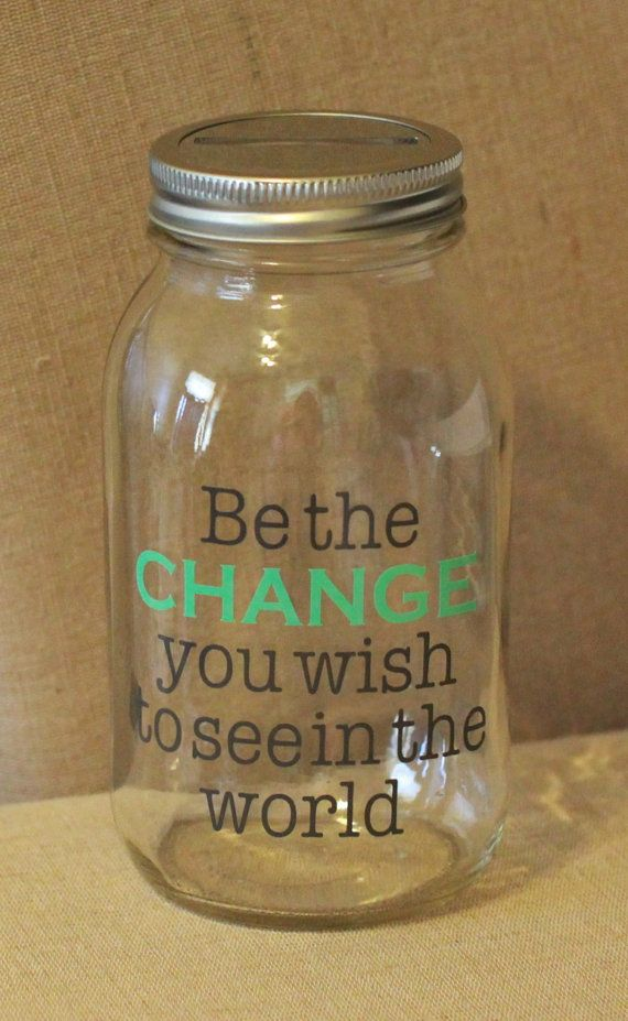 25 best ideas about mason jar bank on pinterest plastic for Mason jar piggy bank