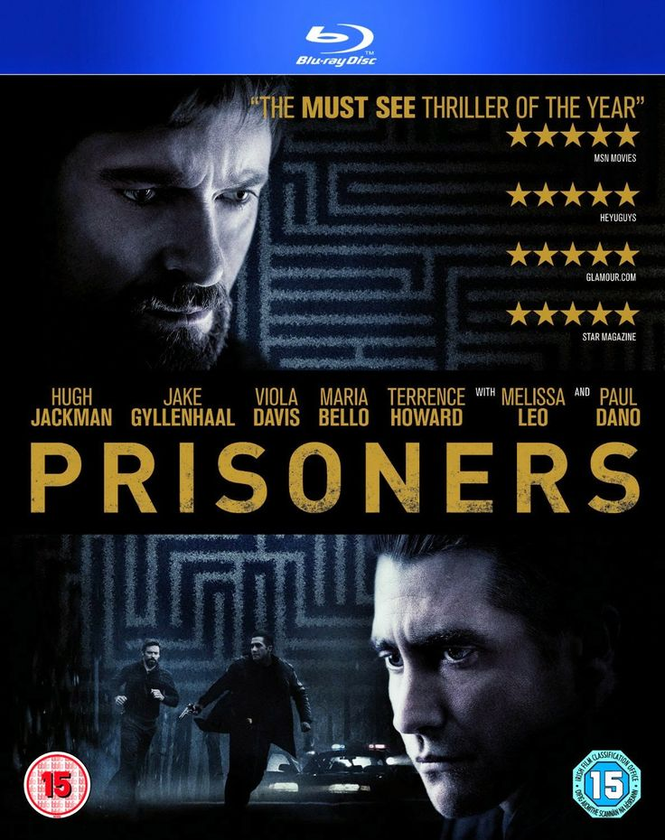 The Cult of Me: Film Review - Prisoners