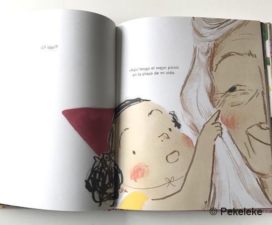Las arrugas de la abuela (2)