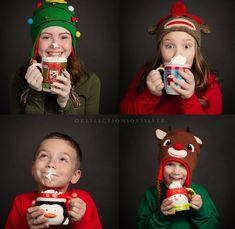 Weihnachten steht vor der Tür: 30 witzige Foto-Ideen   Bald ist es wieder sowei…