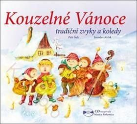 Kouzelné Vánoce + CD