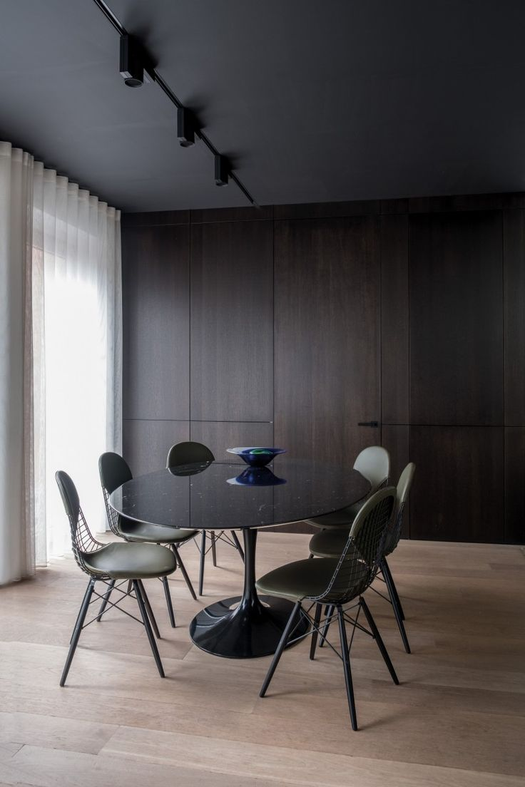 482 best interior images on pinterest modern interiors dining room residence in geraardsbergen belgium by interieurlabo 05