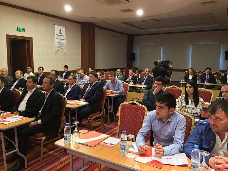 """TÜRKKEP Başvuru Merkezi SAMKEP'in desteğiyle Ordu'da düzenlenen """"E-Yazışma ve KEP"""" hakkında bilgilendirme seminerimize katılımlarından dolayı Ordu il ve ilçe belediyelerine teşekkür ederiz. #Ordu #KEP #EYazışma"""