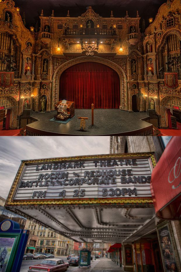 9 MOST HAUNTED MOVIE THEATERS IN AMERICA