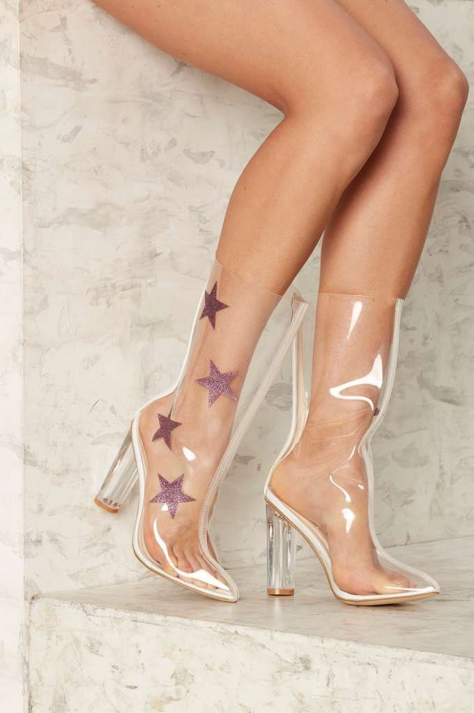 f823cbe8d0d2b8 Superstar Clear Boot - Shoes