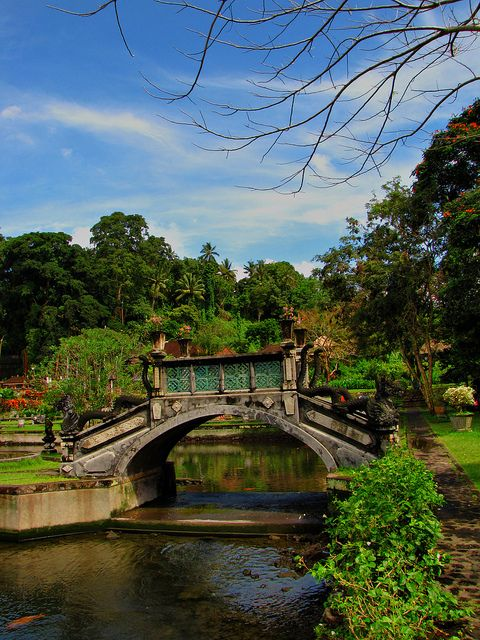 Tirta Gangga-Temple-Bali