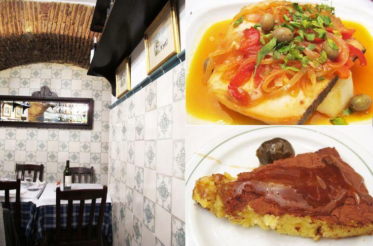 family-run traditional restaurants. [Antigo de I Maio] | Address: Rua da Atalaia, Lisbon, Portugal | 212-42-68-40